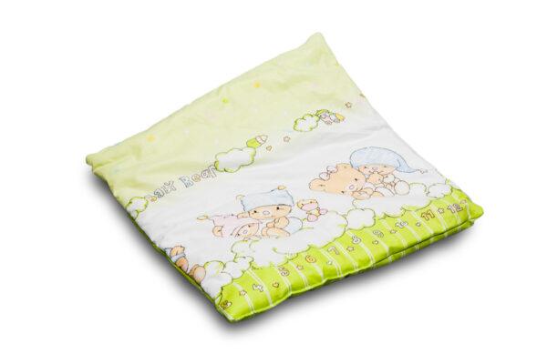 Подушка Мечта зеленый