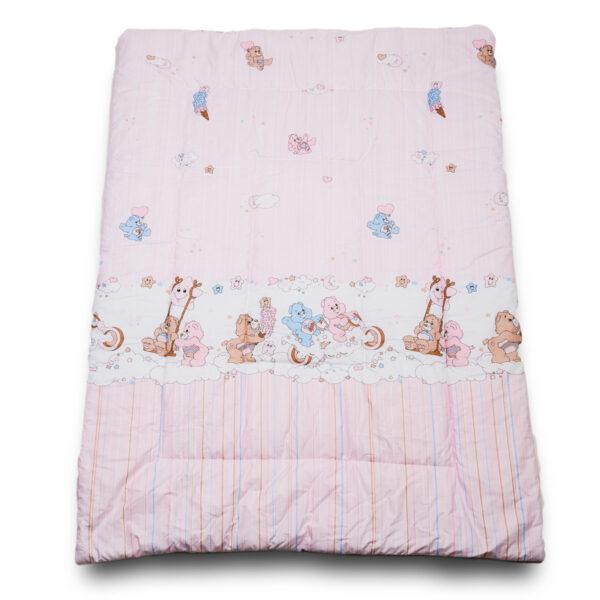 Одеяло забава розовый