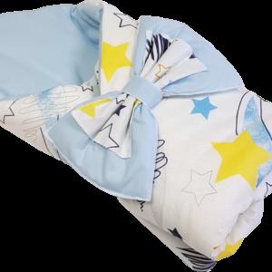 Конверт для новорожденных Звезды и луна